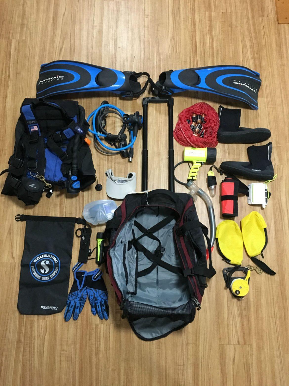 akona dive, Akona Adventure Rolling Dive Bag – Review