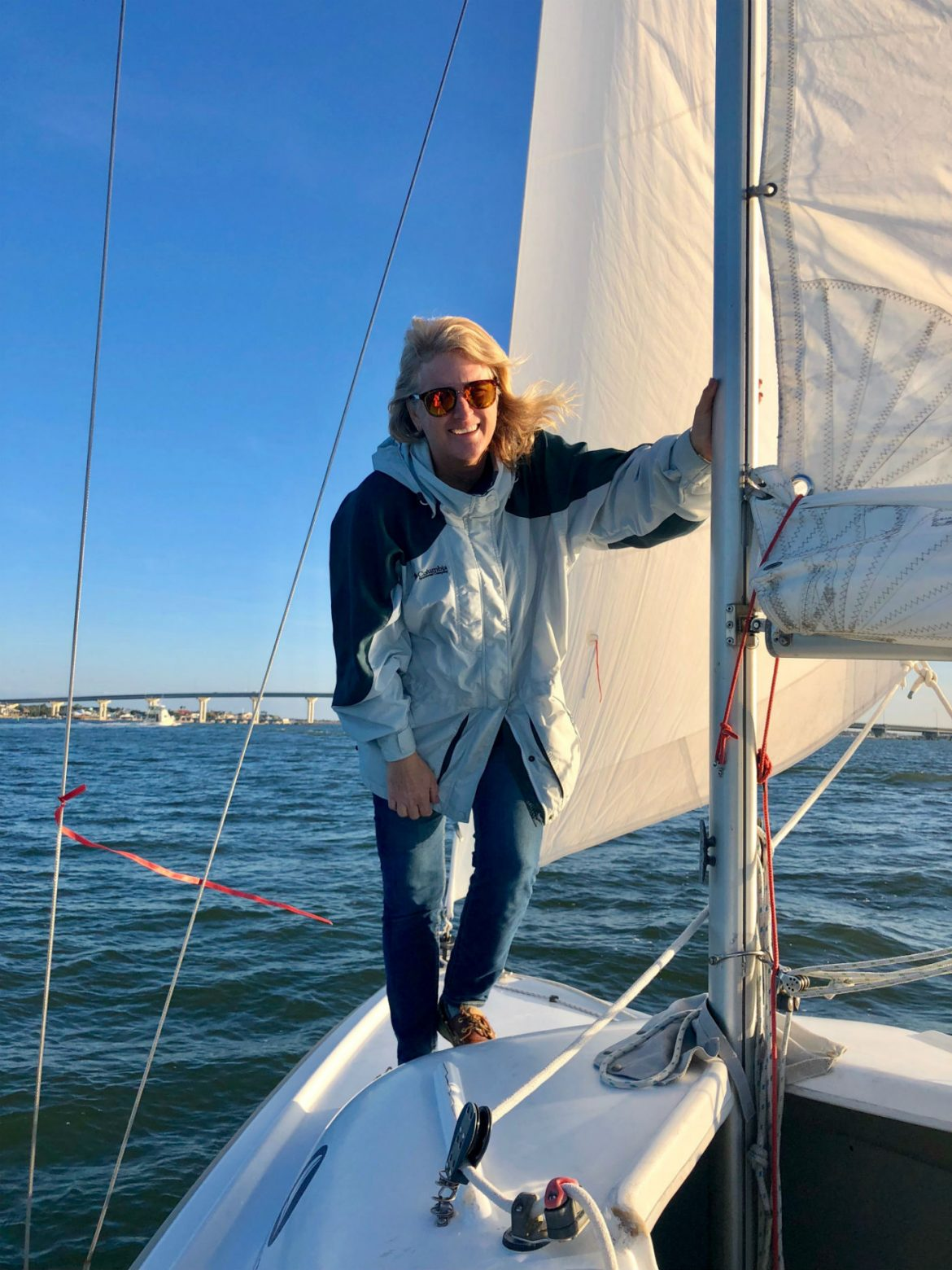 , Teaching Sailing on Small Boats