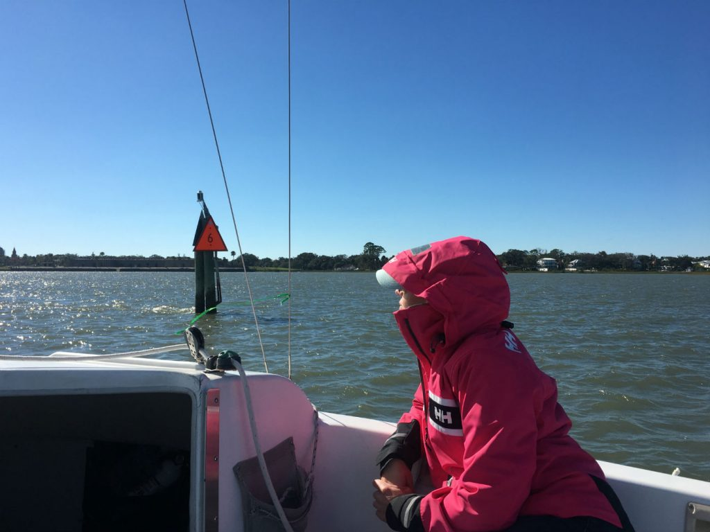 Foul Weather Gear, Summer Foul Weather Gear Choice Considerations