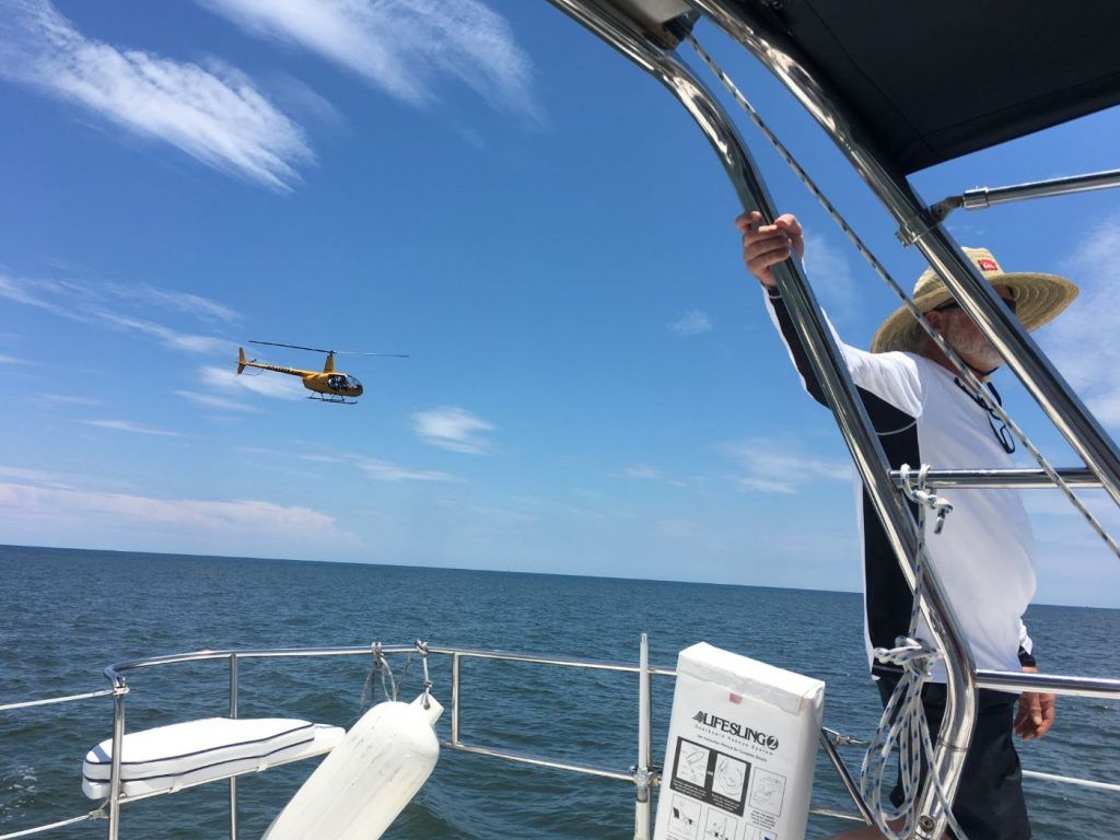 Mayday Call VHF, Making a Mayday Call From Your Vessel // Mayday Script for VHF Radio