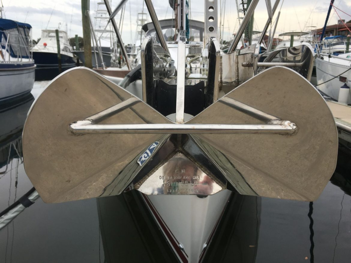 vessel anchoring, How to Anchor Your Boat // Detailed Anchoring Checklist