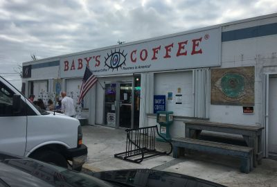 , Baby's Coffee // Key West Cyclists' Destination