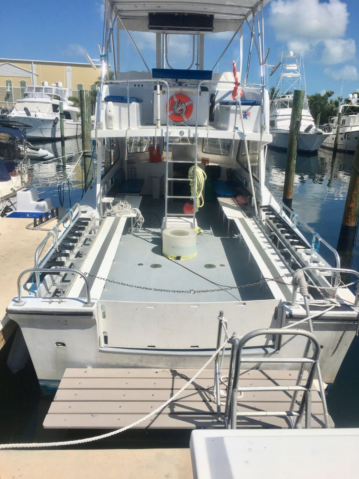 evaluating dive boat safety, Evaluating a Dive Boat For Safety