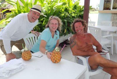 Scuba Diving in Cuba, Schedule for Scuba Diving for Eight Days in Cuba