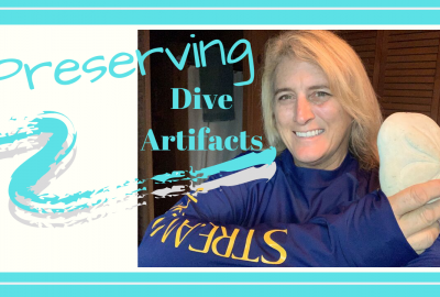 Preserving Artifacts, PRESERVING DIVE ARTIFACTS // PRESERVING SAND DOLLARS AND SEA BISCUITS // Deep Water Happy