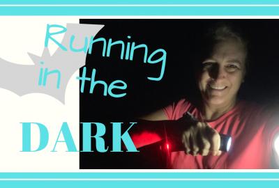 Running in the Dark, RUNNING IN THE DARK // Deep Water Happy
