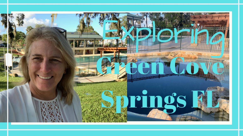 Green Cove Springs, EXPLORING GREEN COVE SPRINGS // FLORIDA SPRINGS // Deep Water Happy