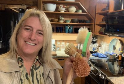 , Eliminating Plastic in the Kitchen // Surprise Holdouts