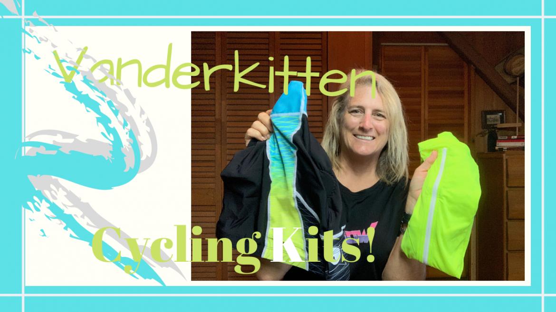 Cycling Kits for Women, FALL CYCLING // VANDERKITTEN HAUL // MIX AND MATCH CYCLING KITS // Deep Water Happy