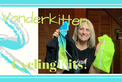 Cycling Kits for Women, FALL CYCLING // VANDERKITTEN HAUL // MIX AND MATCH CYCLING KITS // Deep Water Happy