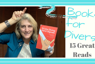 , BOOKS FOR DIVERS // 15 GREAT READS // Deep Water Happy