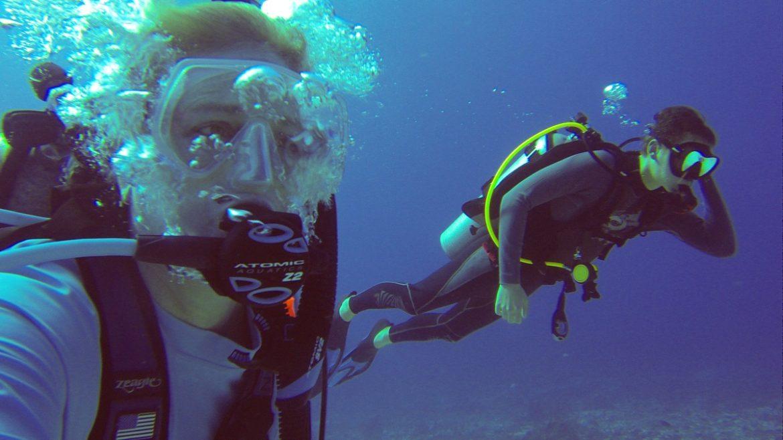 Scuba Diving in Cozumel, Diving Cozumel Mexico // Dive Cruise // Blue XtSea Diving