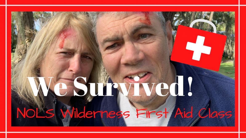 NOLS Wilderness First Aid Class, NOLS WILDERNESS FIRST AID COURSE THRU REI CO-OP // WE SURVIVED! // Deep Water Happy