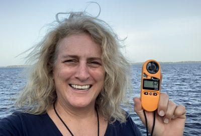 Kestrel Wind Meter, Testing the Kestrel 2500 Wind and Weather Meter
