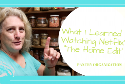 """The Home Edit on Netflix, WHAT YOU CAN LEARN FROM NETFLIX'S """"THE HOME EDIT"""" // PANTRY ORGANIZATION // Deep Water Happy"""