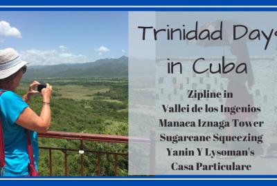 Trinidad Cuba Manaca Iznaga, TRINIDAD DAYS // VALLEY DE LOS INGENIOS // MANACA IZNAGA TOWER // CUBA // Deep Water Happy