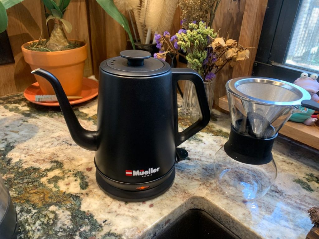 electric kettle, Why You Need an Electric Kettle for Coffee and Tea