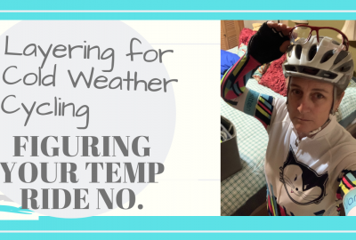 Cold Weather Cycling, LAYERING FOR COLD WEATHER CYCLING // YOUR LOW TEMP CALCULATION // Deep Water Happy