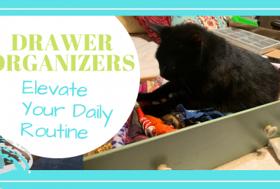 Drawer Organizer, DRAWER ORGANIZERS WILL ELEVATE YOUR DAILY ROUTINE // Deep Water Happy