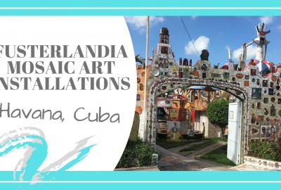 Fusterlandia Havana Art, FUSTERLANDIA HAVANA // QUIRKY COLORFUL FOLK ART NEIGHBORHOOD // TRAVEL TO CUBA // Deep Water Happy