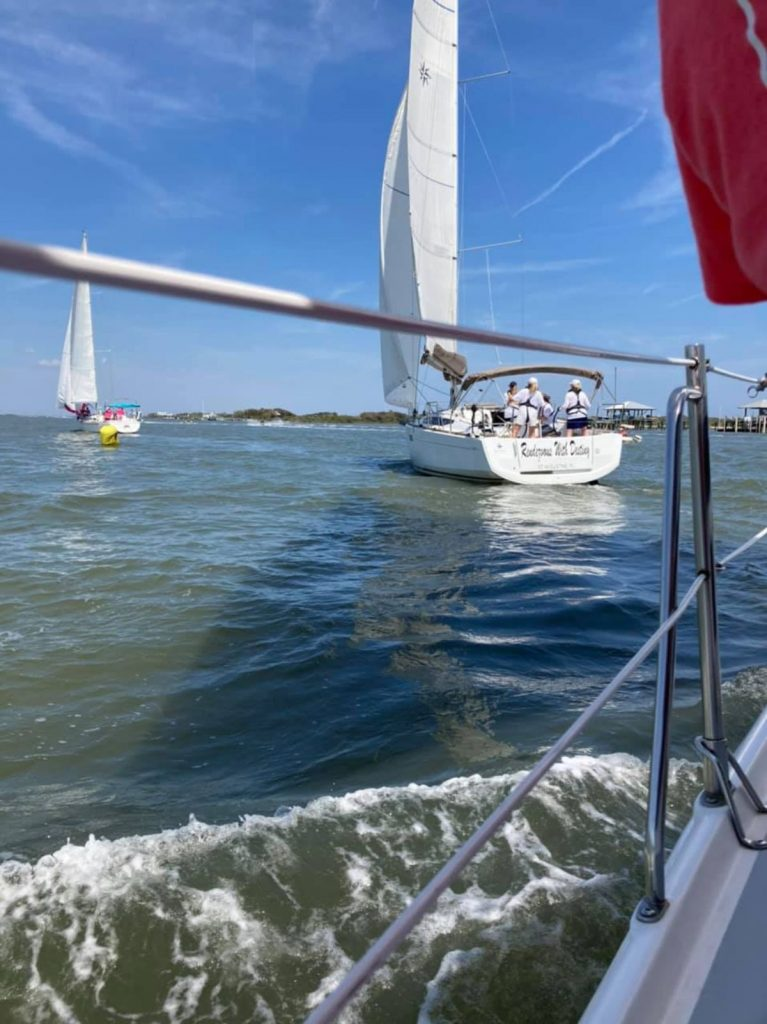 man overboard under sail, How You Can Recover a Man Overboard While You Are Sailing – The Figure 8 Method