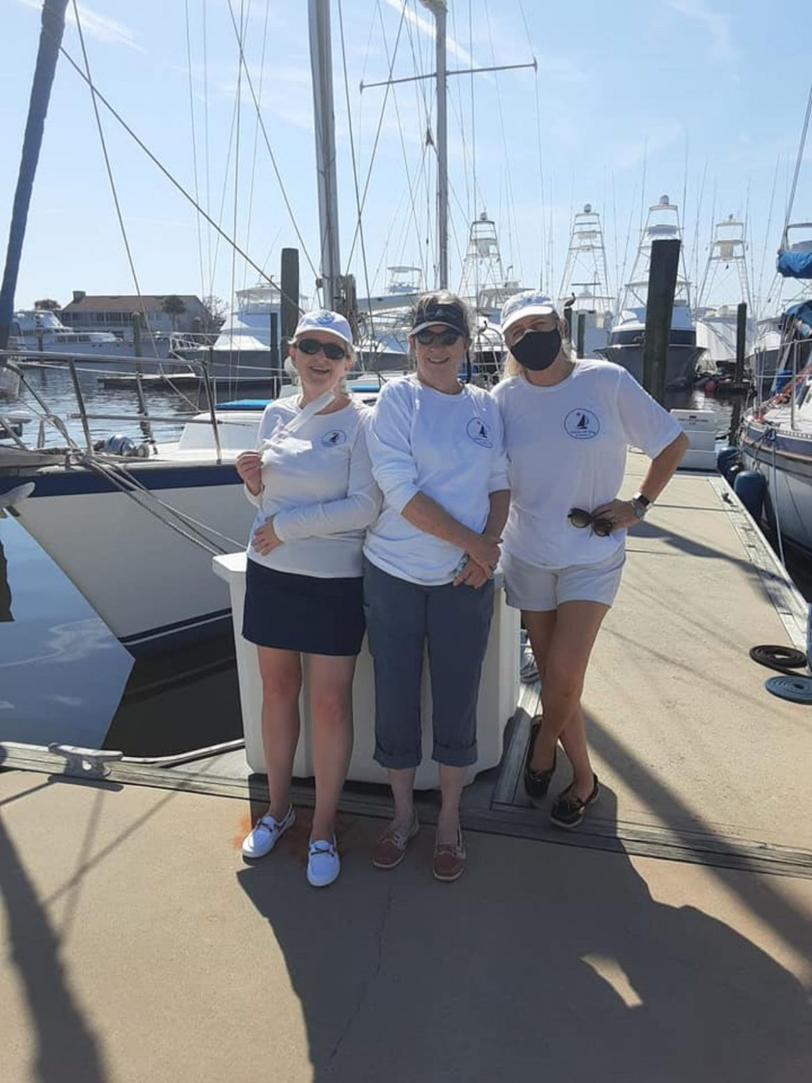 saling checklist, Your Captain's Checklist for Departing a Dock on Auxiliary Sailing Vessels